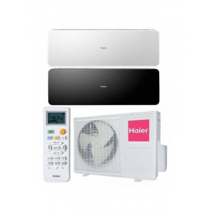 Haier AS09NS4ERA/1U09BS3ERA Lightera inverter (чёрный/белый/бежевый)